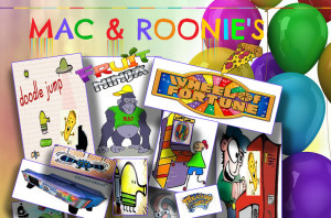 Mac and Roonies