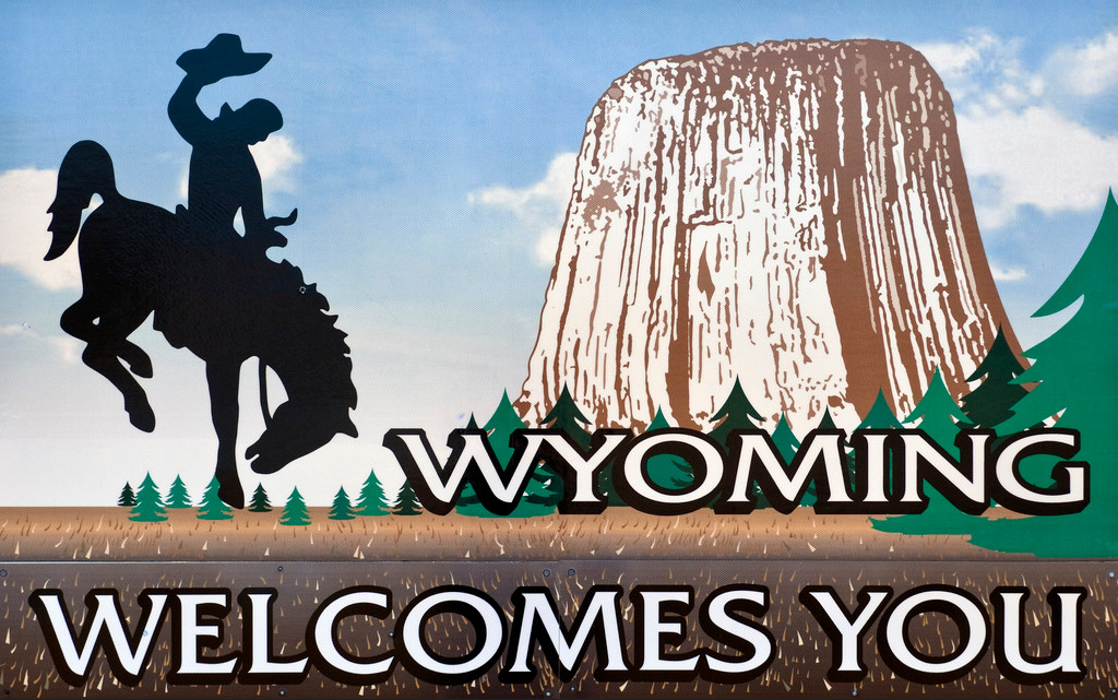 Wyoming Welcomes You