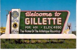 gillettewelcome